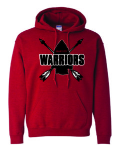 Minutemen Press Granite City Warriors Hoodie