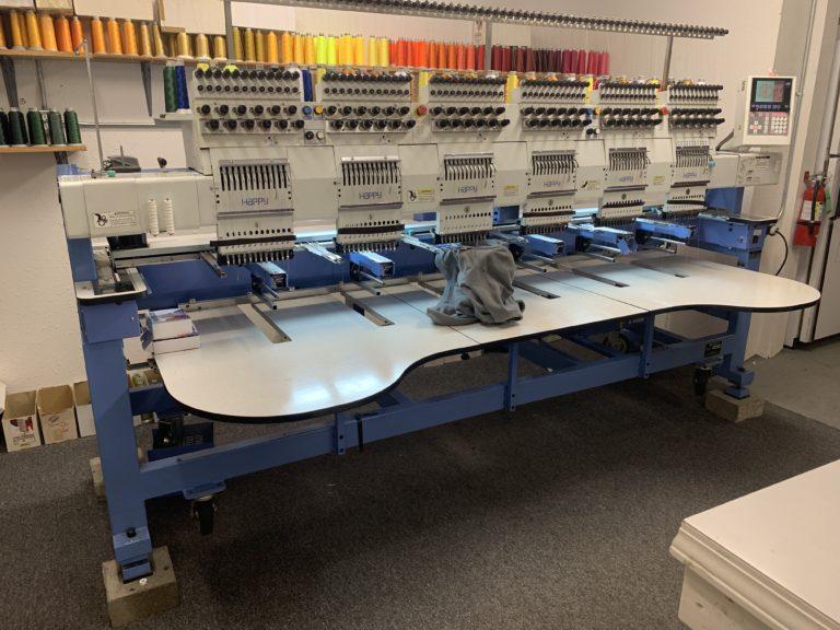 Granite City Embroidery Minutemen Press
