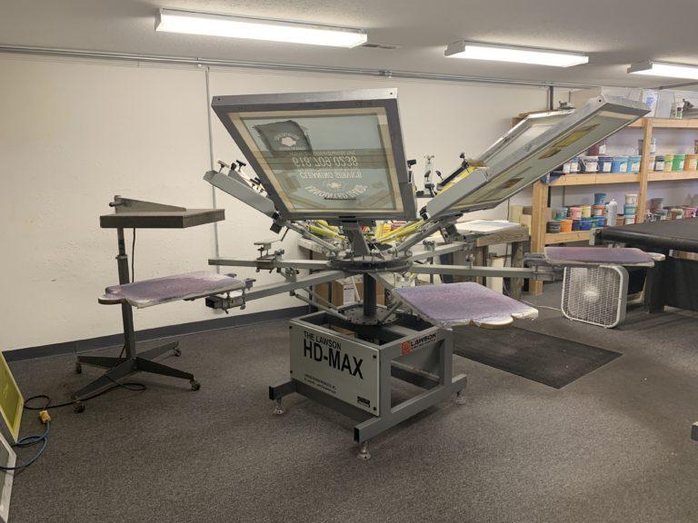 Screen Printing Granite City, IL