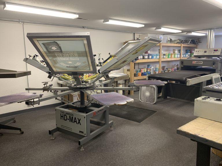 Minutemen Press Screen Printing