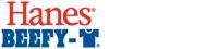 Hanes Beefy Logo